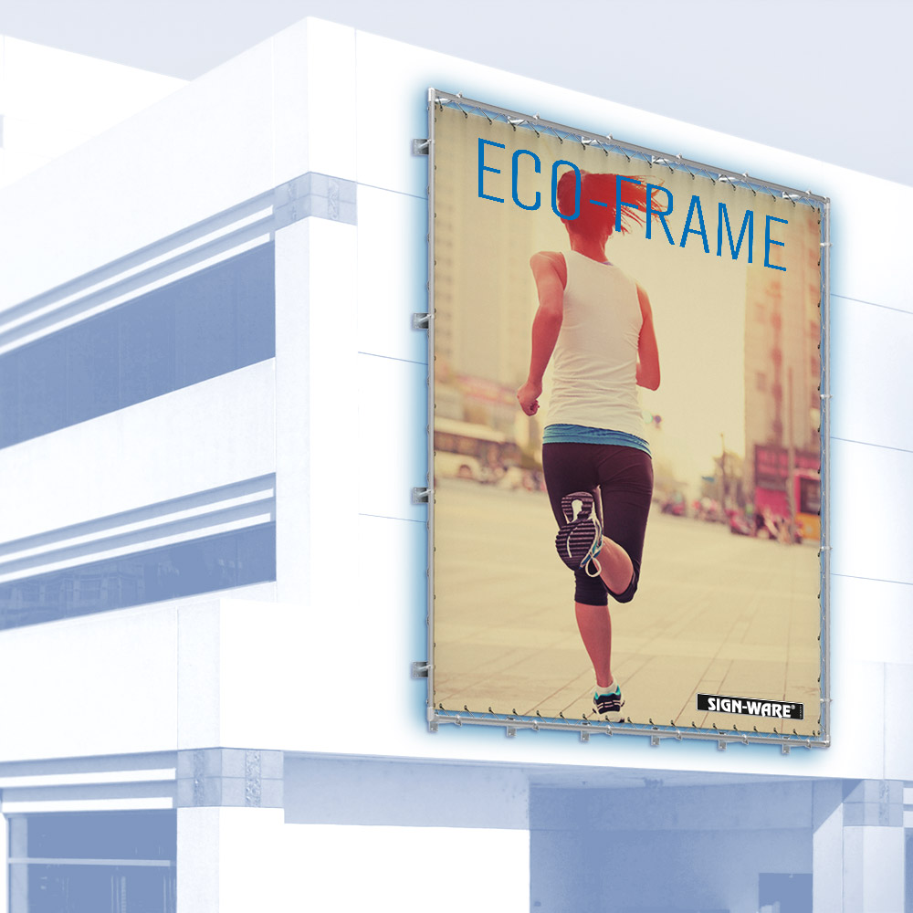 ECO-FRAME | OUTDOOR | SIGN-WARE